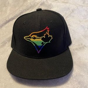 Blue jays pride hat